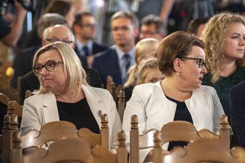 Beata Kempa i Anna Zalewska, fot. G. Krzyżewski