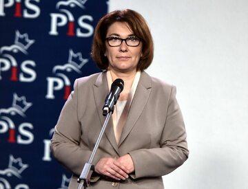 Beata Mazurek, rzecznik PiS i KP PiS