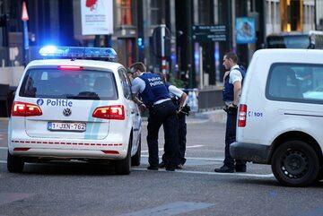Belgijska policja, zdj. ilustracyjne