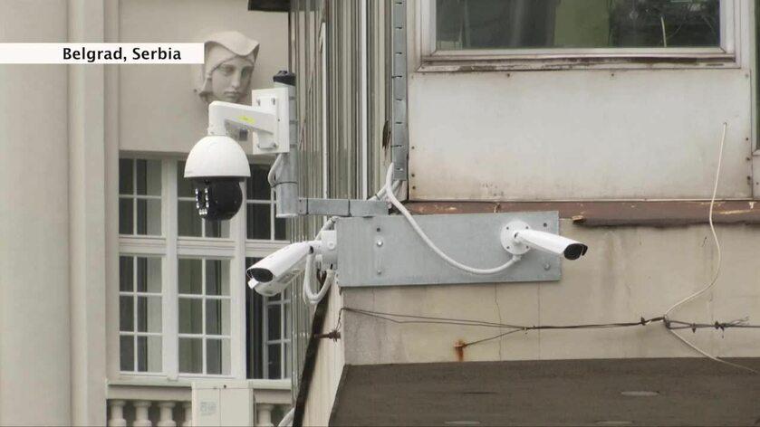 Belgrad. Sztuczna inteligencja Huawei będzie inwigilowała mieszkańców