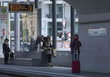 Berlin w dobie pandemii koronawirusa