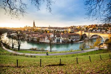 Berno w Szwajcarii