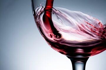 Bezalkoholowe wino, zdjęcie ilustracyjne