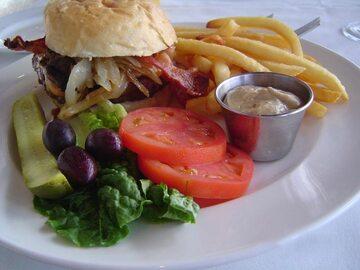 Bezmięsny burger