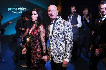 Bezos i Sanchez