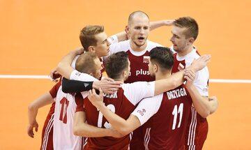 Biało-Czerwoni podczas meczu z Finlandią