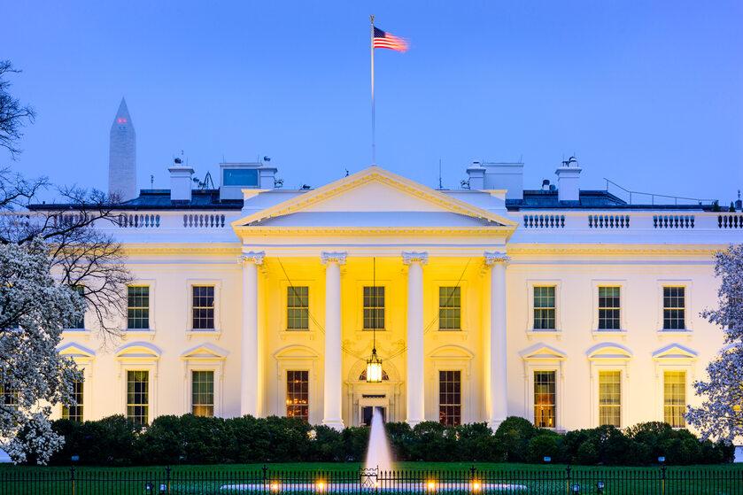 Biały Dom, Waszyngton