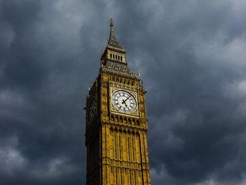 Big Ben w Londynie. Zdjęcie ilustracyjne