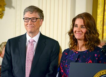 Bill i Melinda Gates