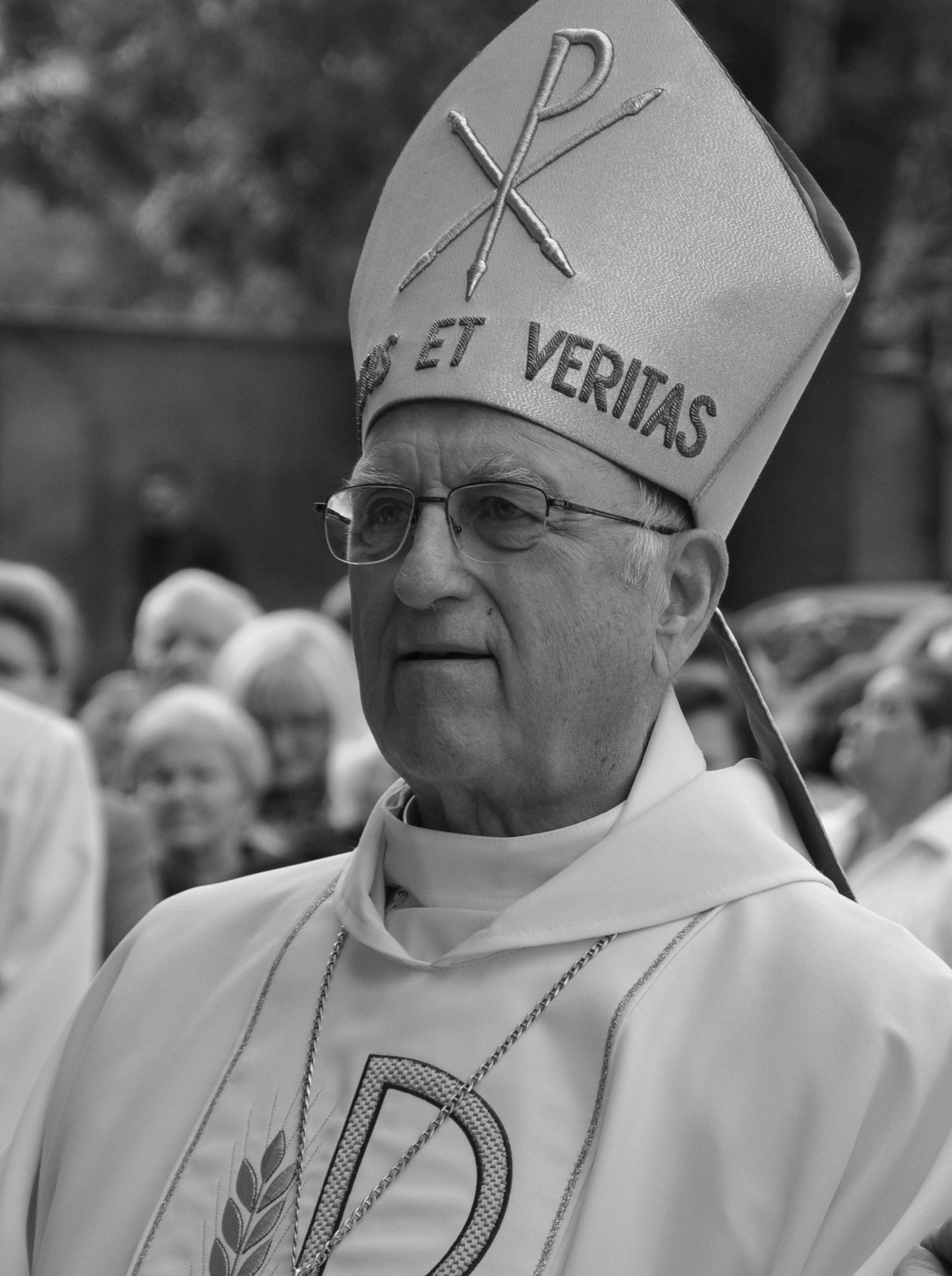 Biskup Bronisław Dembowski
