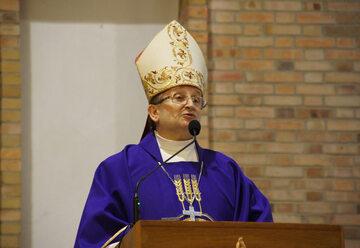 Biskup Stefan Regmunt
