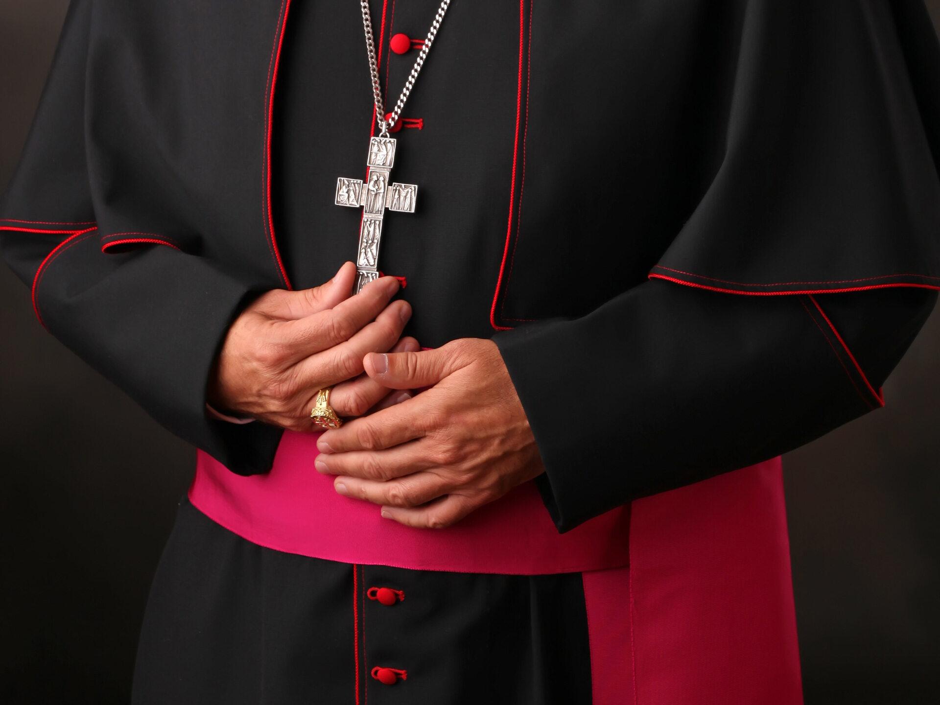 Biskup, zdjęcie ilustracyjne