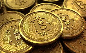 Bitcoin, zdjęcie ilustracyjne