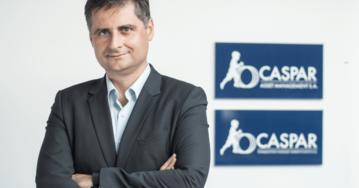 Błażej Bogdziewicz, zarządzający subfunduszem Caspar Akcji Europejskich