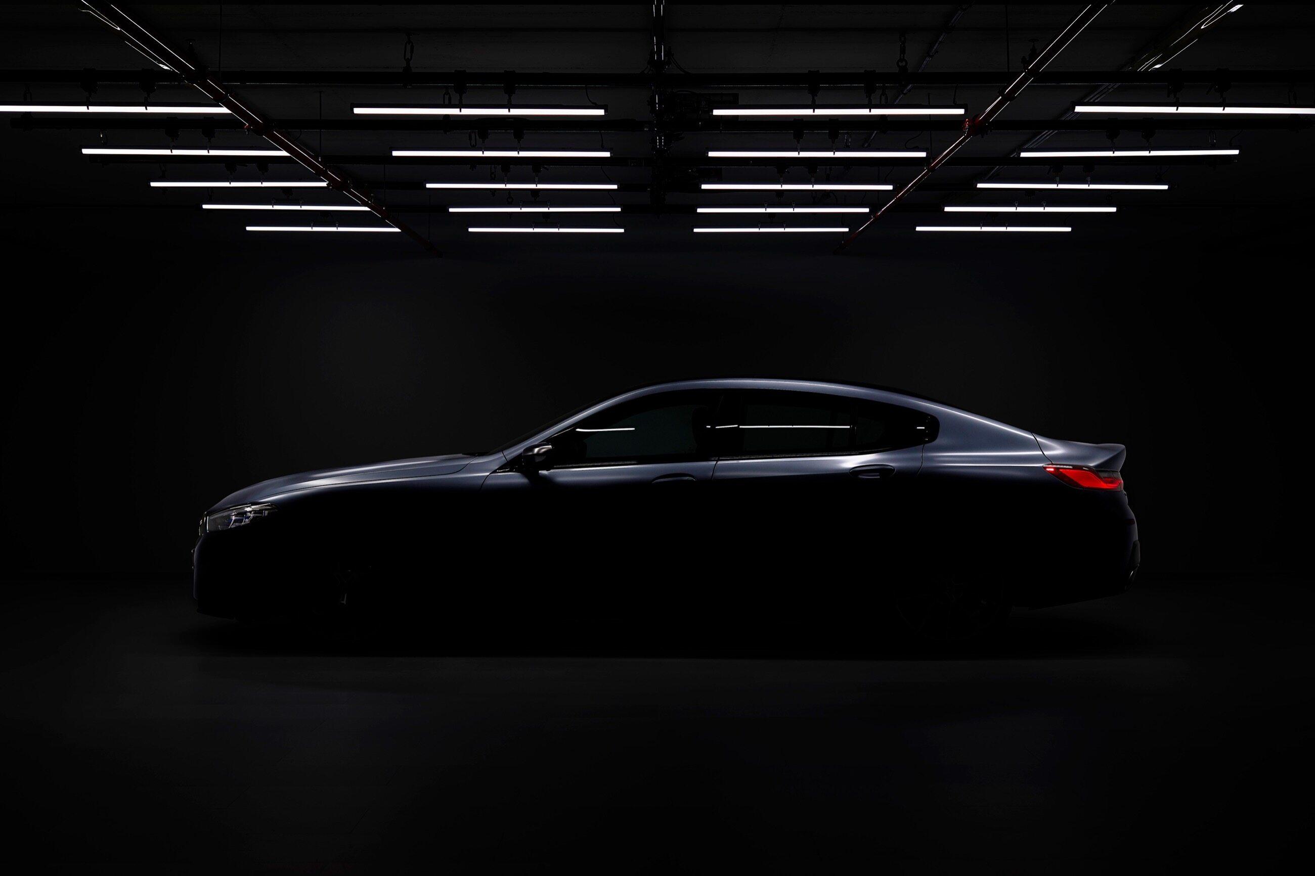 BMW 8 Gran Coupé
