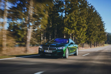 BMW Alpina B8