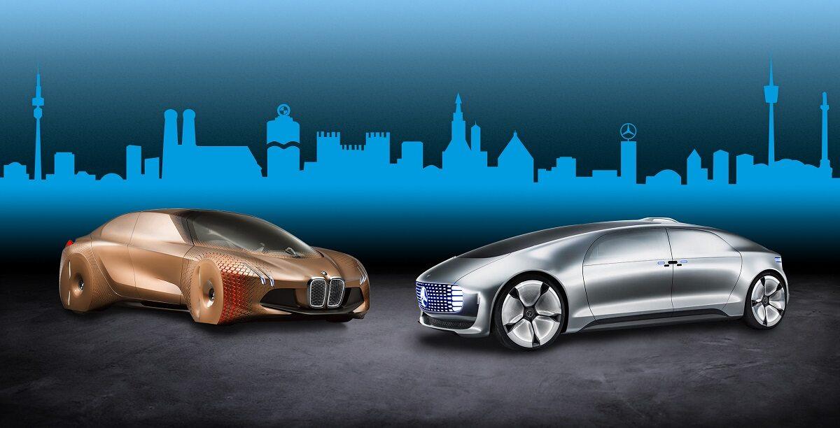 BMW i Mercedes ogłosiły sojusz