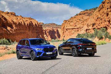BMW X5 M i X5 M Competition. BMW X6 M i X6 M Competition