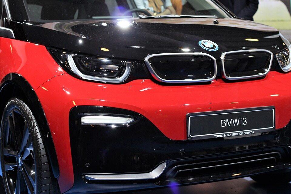 BMWi3 (zdj. ilustracyjne)