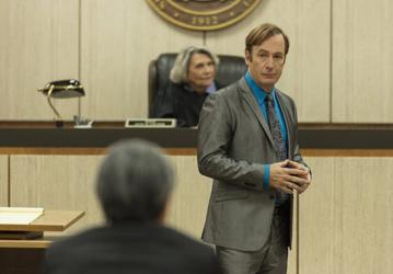"""Bob Odenkirk jako Jimmy McGill w serialu """"Zadzwoń do Saula"""""""