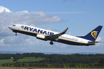 Boeing 737-800 linii Ryanair