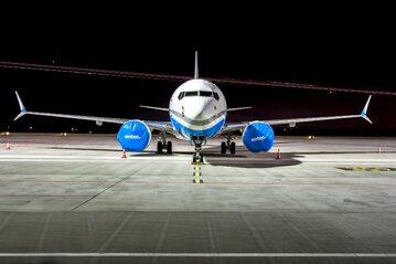 Boeing 737 Max Enter Air