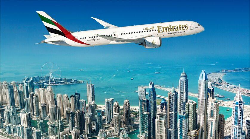 Boeing 787-9 Emirates