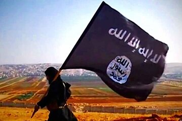 Bojownik tzw. Państwa Islamskiego (zdj. ilustracyjne)