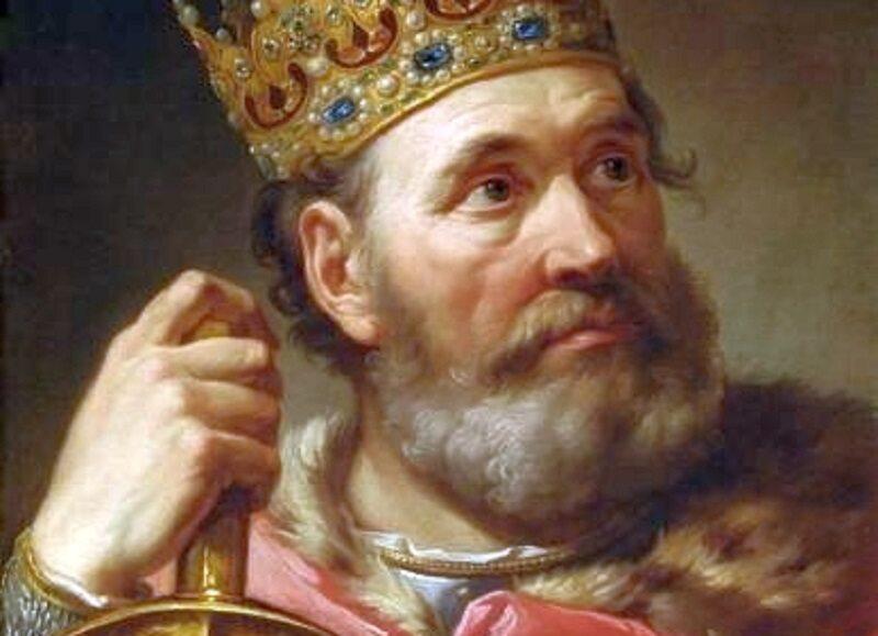 Bolesław Chrobry pędzla Marcello Bacciarelliego