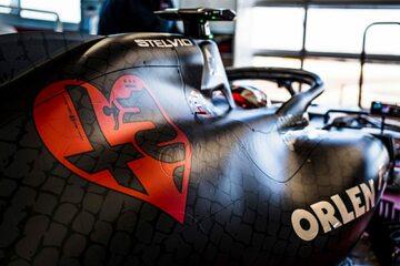 Bolid Alfa Romeo Racing Orlen