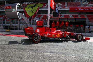 Bolid Ferrari