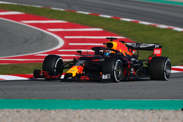 Bolid Red Bulla