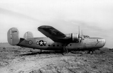 Bombowiec B-24 Liberator