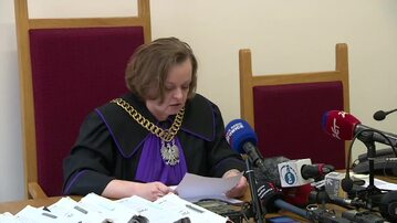 Bożena Klimaszewska, sędzia Sądu Rejonowego w Gliwicach