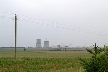 Budowa Białoruskiej Elektrowni Jądrowej w Ostrowcu, stan na sierpień 2016 rok