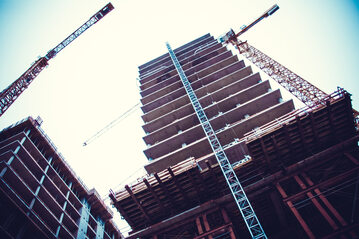 Budowa osiedla przy warszawskiej Arkadii stanęła