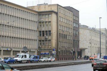 Budynek Centrum Eksperckiego Kontrwywiadu NATO