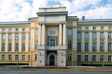 Budynek KPRM
