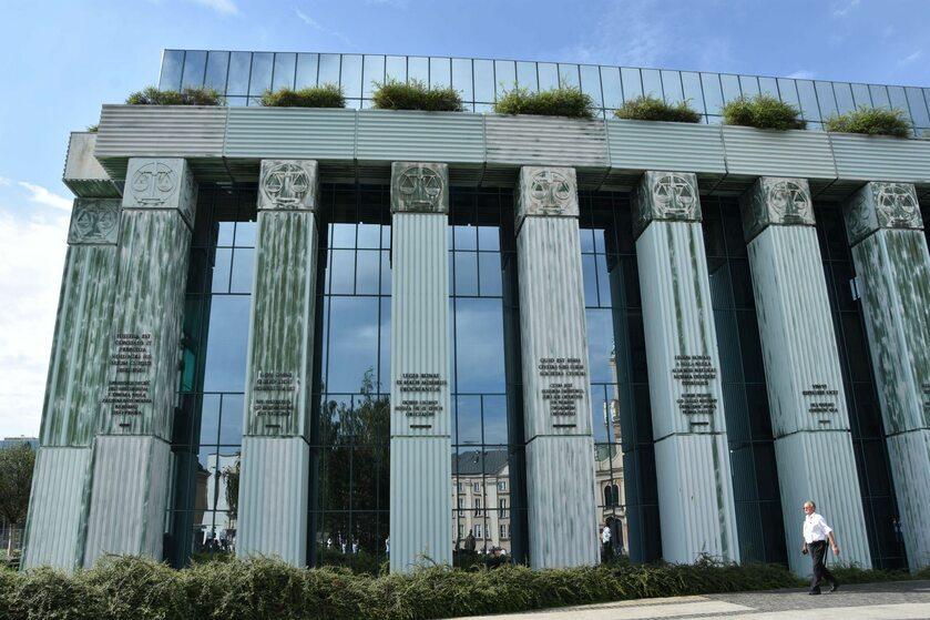Budynek Sądu Najwyższego