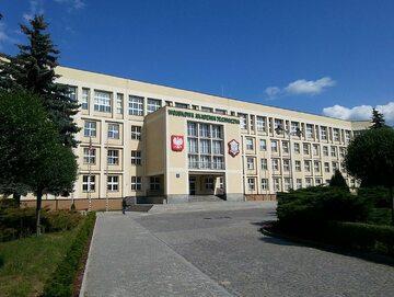 Budynek Wojskowej Akademii Technicznej