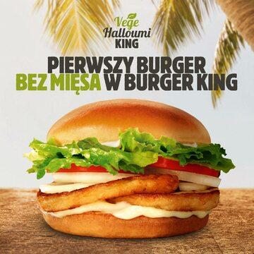 Burger Halloumi King