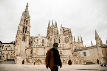 Burgos w Hiszpanii, 30 kwietnia