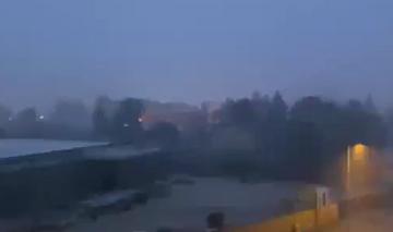 Burze nad Polską – 30 sierpnia 2020