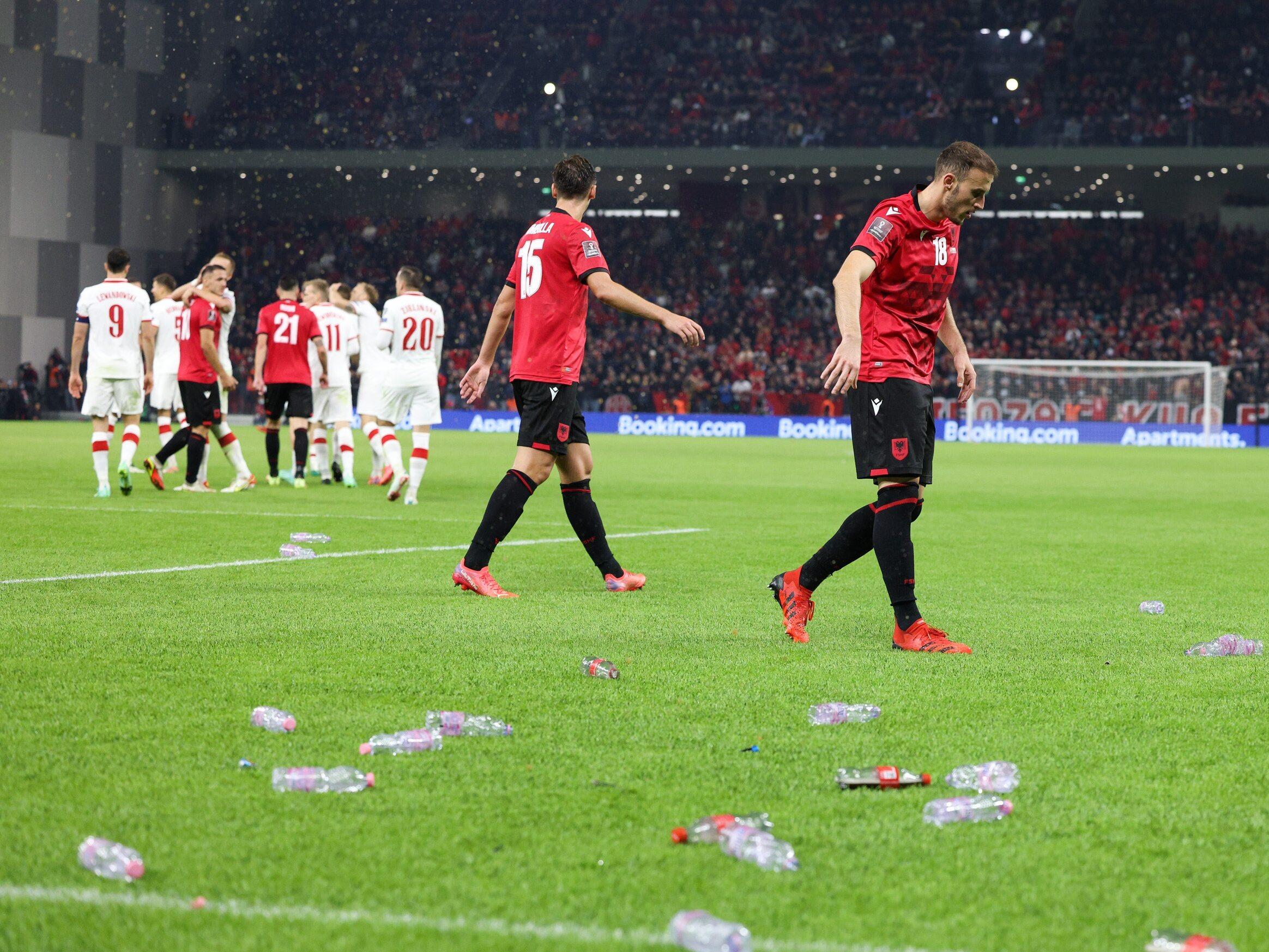 Eliminacje MŚ 2022. Będą kary za zachowanie kibiców podczas meczu Albania – Polska. FIFA wydała oficjalny komunikat