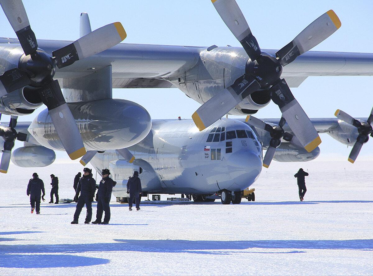 C-130 H Hercules, Chilijskie Siły Powietrzne