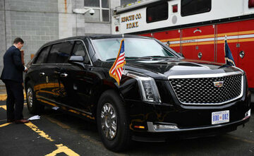 Cadillac One prezydenta USA (wersja obecna)