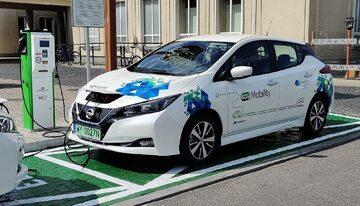 Car-sharing PKP
