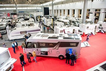 Caravans Salon Poland 2020