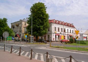 Centrum Hrubieszowa