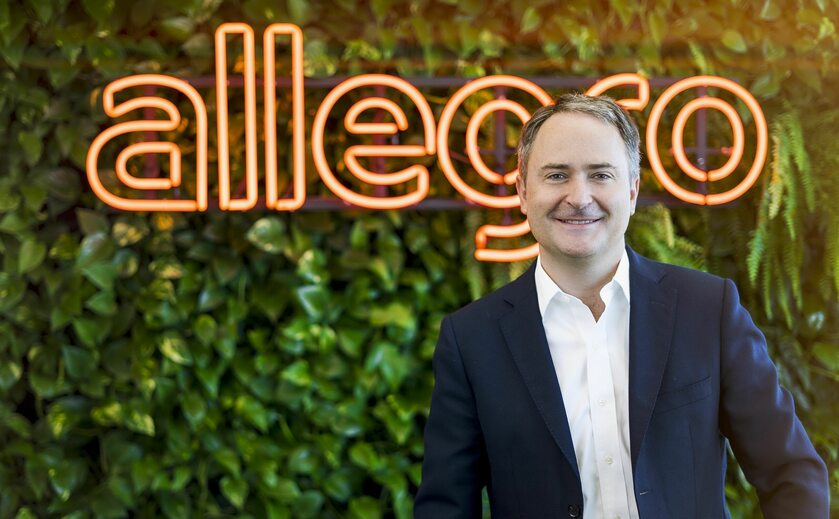 CEO Allegro Francois Nuyts